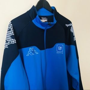 Kappa Full Zip Track Jacket